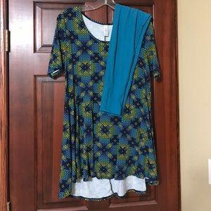 LuLaRoe Outfit size medium/TC