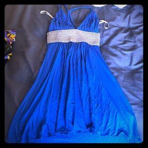 Brand new sky dress
