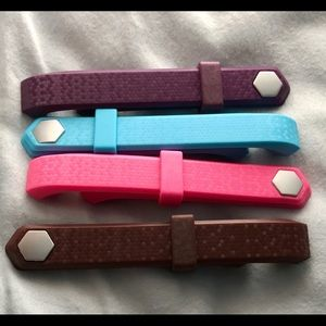 4 New Fitbit Alta /Alta HR Replacement Bands Small