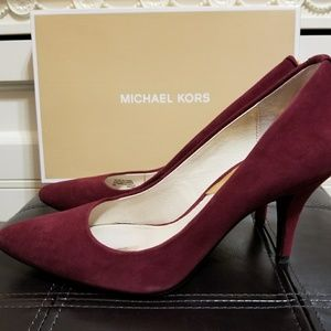 Michael Michael Kors Flex Mid Pump Women US 6