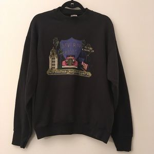Retro Beverly Hills Cali Rodeo Drive Sweatshirt!