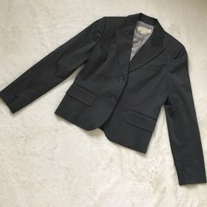 Michael Kors gray blazer
