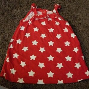 Other - red star dress