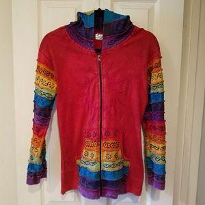 Colorful Greater Good Hooded Sweatshirt
