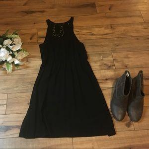 Women's old Navy dress black
