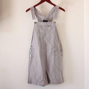 Vintage Grey Overalls