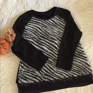 Style & Co. Fun Fuzzy Sweater XL