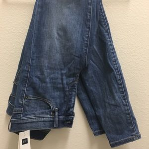 Gap True Skinny Blue Jeans Size 27 Regular