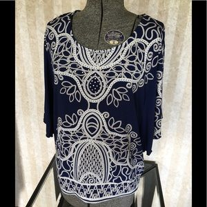 Print top from JM Collection
