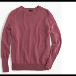 J Crew, Collection, Pullover cashmere sweater