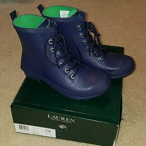 Ralph Lauren Rainboots