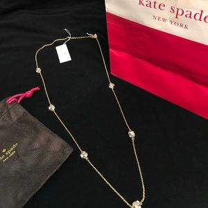 🌸kate Spade necklace🌸