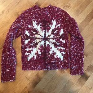 Express sweater M like new!