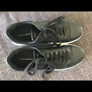 Rebecca Minkoff Bleeker sneakers. 8.5. Worn once.