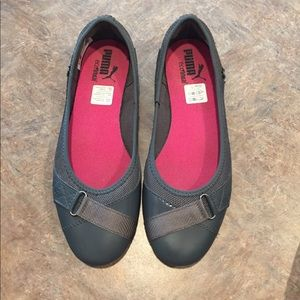 Puma ballet flat shoes