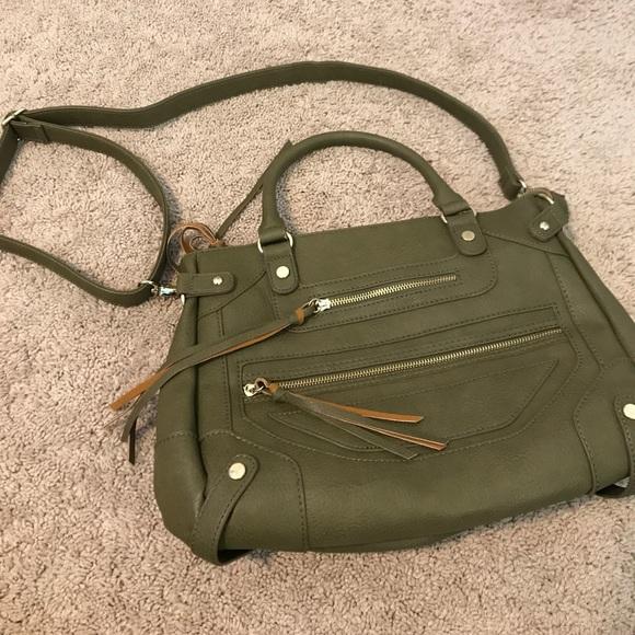39dd0ec8b5df Olive Green crossbody purse