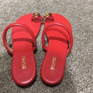Michael Kors sandals. NWT