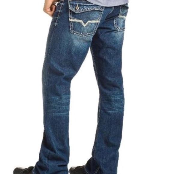Guess Falcon Slim Bootcut Jeans For Men