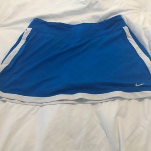 Nike Tennis Skirt - M