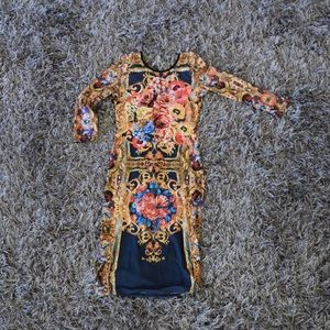 Floral/ printed Dress