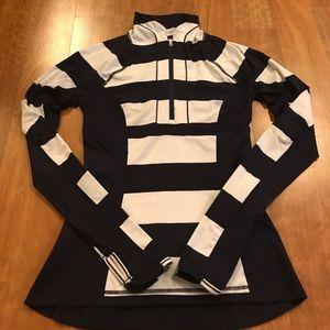 Lululemon sweatshirt half zip