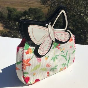 Gymboree Tropical Butterfly Purse