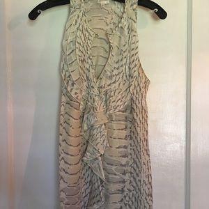 Parker sleeveless mini dress