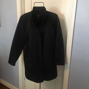 Eileen Fisher Nylon and Thermal Jacket