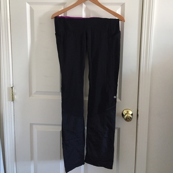b20d3ef3fd lululemon athletica Pants | Lululemon Waterproofbottom | Poshmark