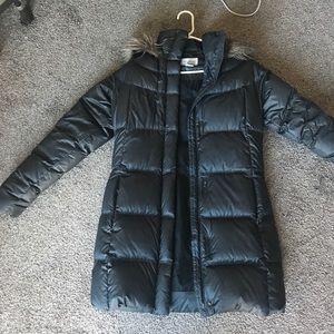 Parka puffer Columbia jacket