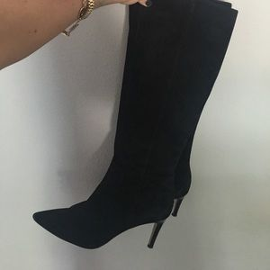 Via Spiga Suede Boots size 7