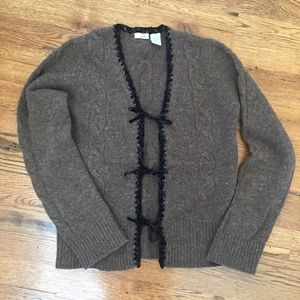 Anthropologie Odille sweater size M