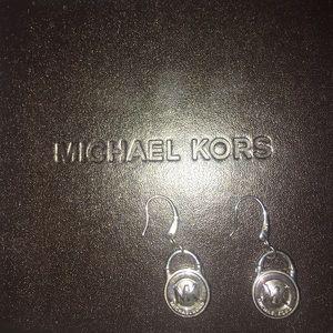 Authentic Michael Kors Dangle Earrings