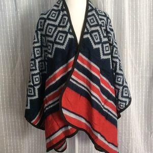 Sweaters - Bohemian poncho