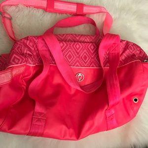 Ivivva Pink Duffel Bag