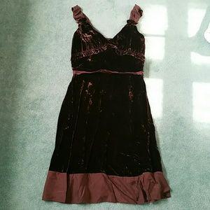Marc by Marc Jacobs Velvet Dress