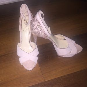 Jesica Simpson sandals