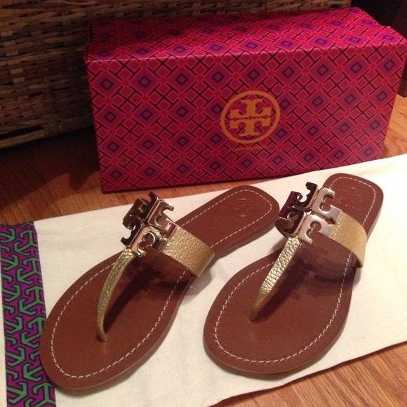 1d121d8bda5 🎄Tory Burch Moore 2 Thong Sandal