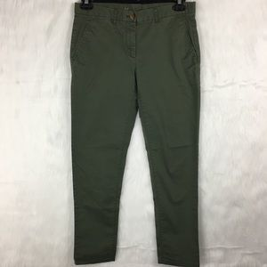 Khakis by Gap in Army Green
