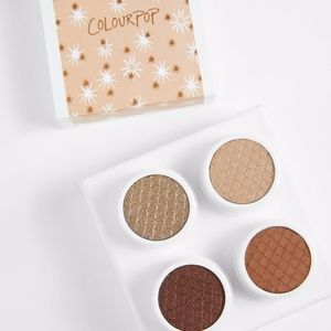 NEW All Nighter Colourpop Supershock Shadow Quad