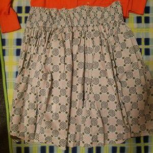 GAP reversible skirt size M
