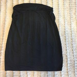 Multi Function GAP Maternity: shirt or skirt!