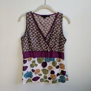 Boden Casual Sleeveless Top Size 12
