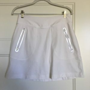 Nike golf Dri-fit skirt with shorts