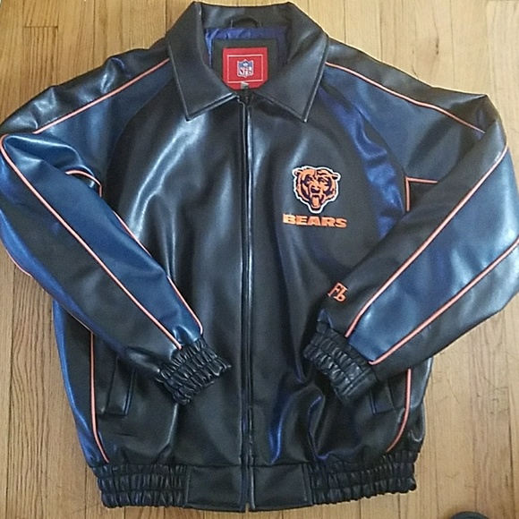 competitive price 5ecec 63c32 NFL Chicago bears jacket