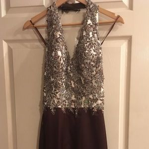 My fashion prom/evening gown. Runs small