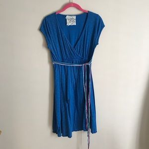 Anthropologie T-shirt dress