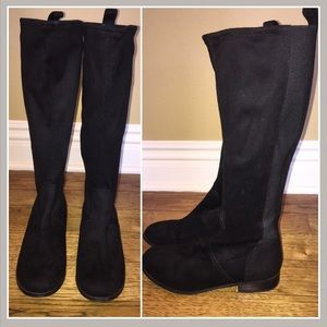 Boden black boots