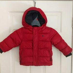 18-24 months winter jacket