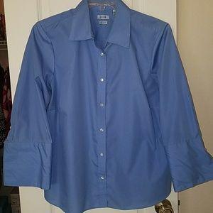 Izod no iron button down shirt